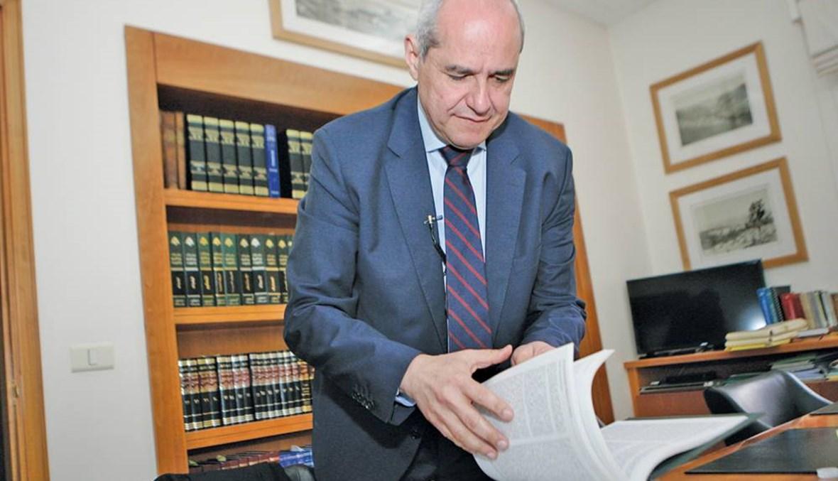 ملحم خلف المحامي الملتزم: الحقّ يعلو ولا يُعلى عليه