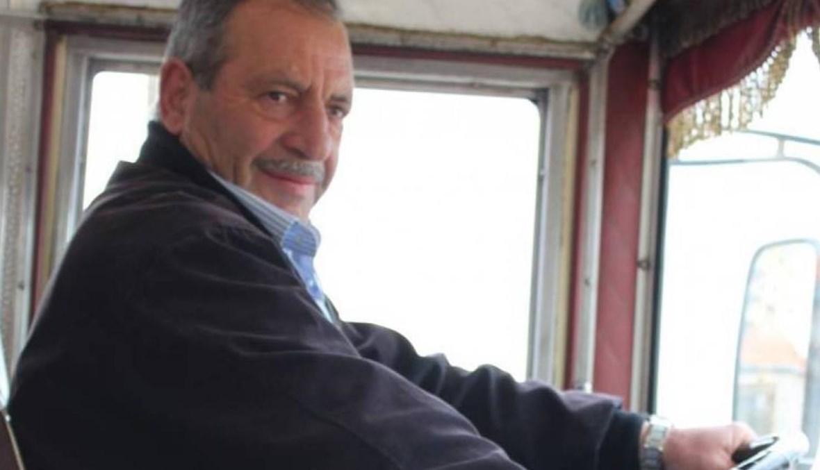 """سائق البوسطة إيلي حريق: باقون في لبنان و""""يلي بيجي من الله يا مية هلا"""""""