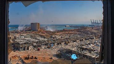 """""""النهار""""- يومان في مرفأ بيروت... بحثاً عن الشهداء والمفقودين والحقيقة"""