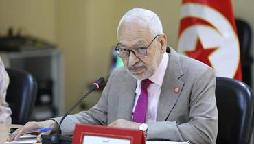 البرلمان التونسي يصوّت لسحب الثقة من رئيسه راشد الغنوشي