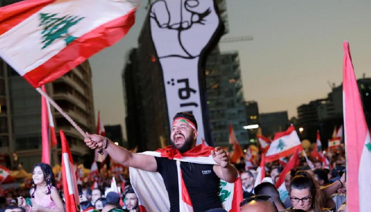 آمال الشباب اللبناني نحو التطبيق والتغيير