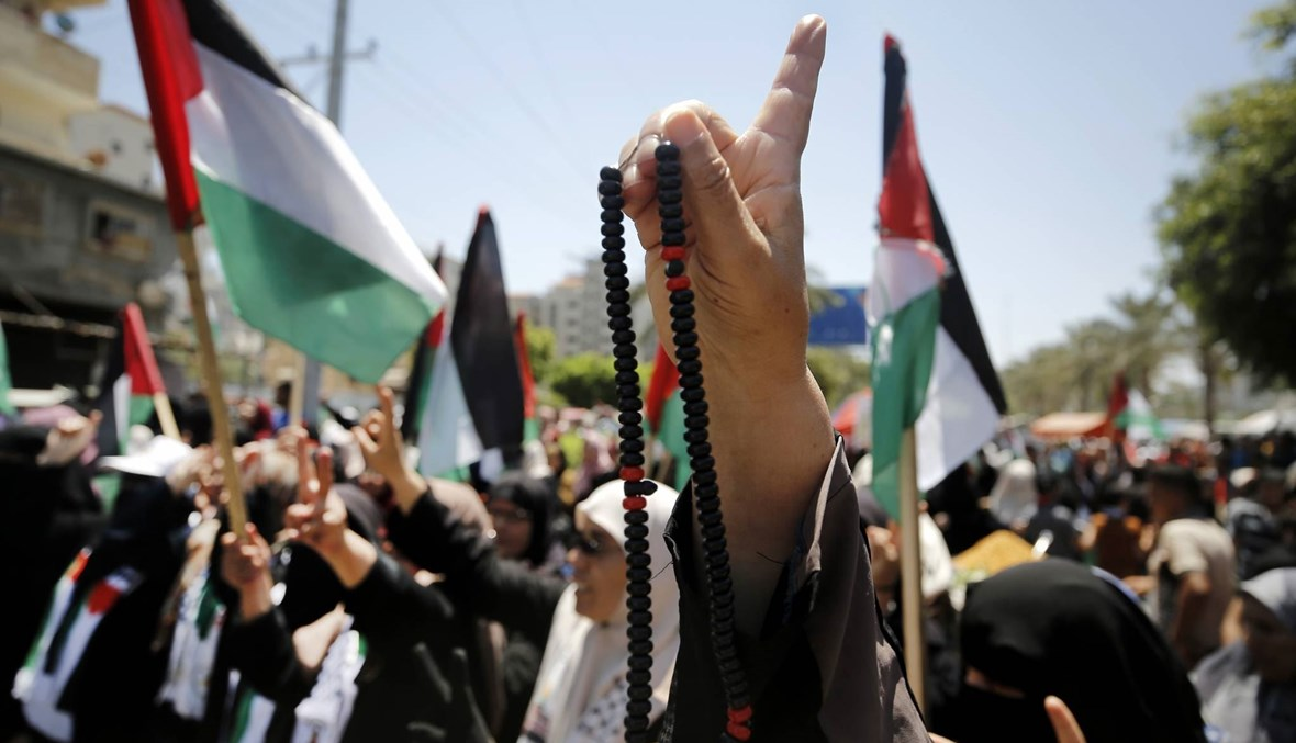 The movement of Palestinians is heavily restricted in the OPT