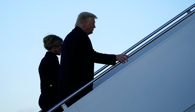 ترامب يغادر واشنطن... وبايدن يتولى رئاسة أميركا اليوم