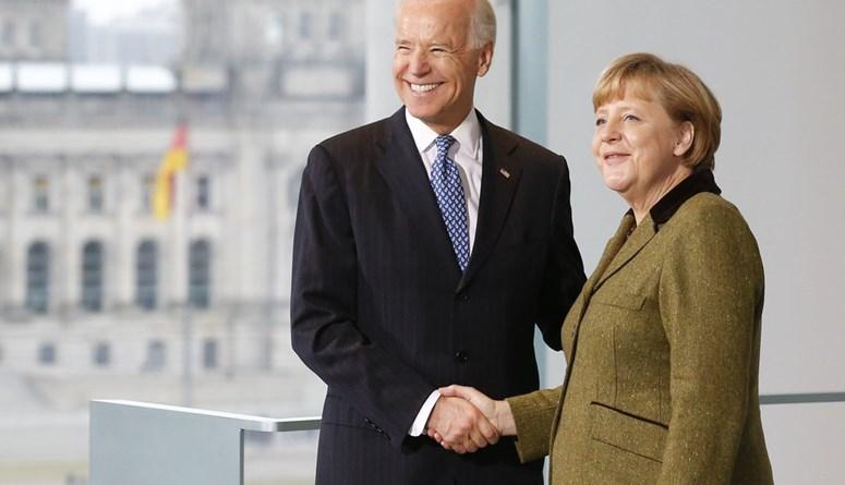 ميركل: أتطلّع إلى فصل جديد من الصداقة والتعاون مع الولايات المتحدة