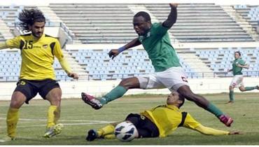 كأس التحدي الثانية لكرة القدم \r\nفوز الأنصار على التضامن صور