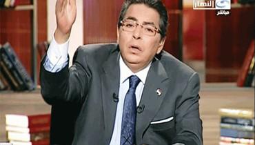 """محمود سعد يدفع الثمن باستبعاده من """"النهار"""""""
