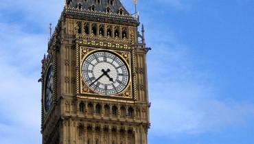 """برج """"ساعة بيغ بن """"مهدد!\r\n"""
