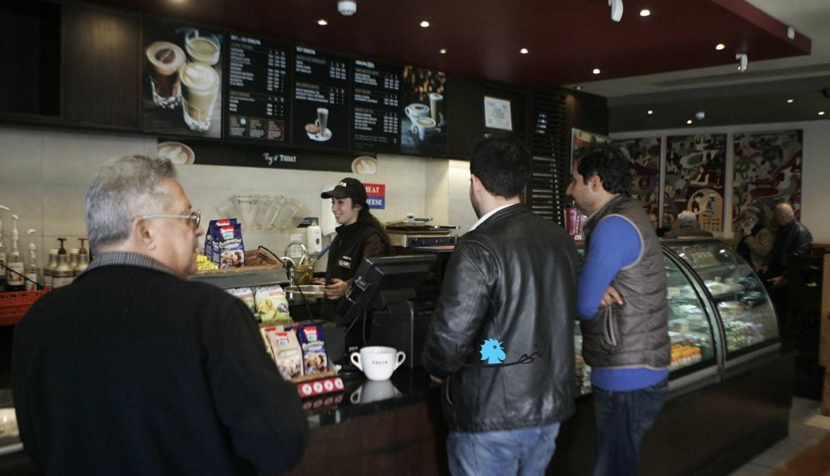 """قهوة وشوكولا... هكذا أمضى الانتحاري الدقائق الـ20 في """"كوستا"""""""