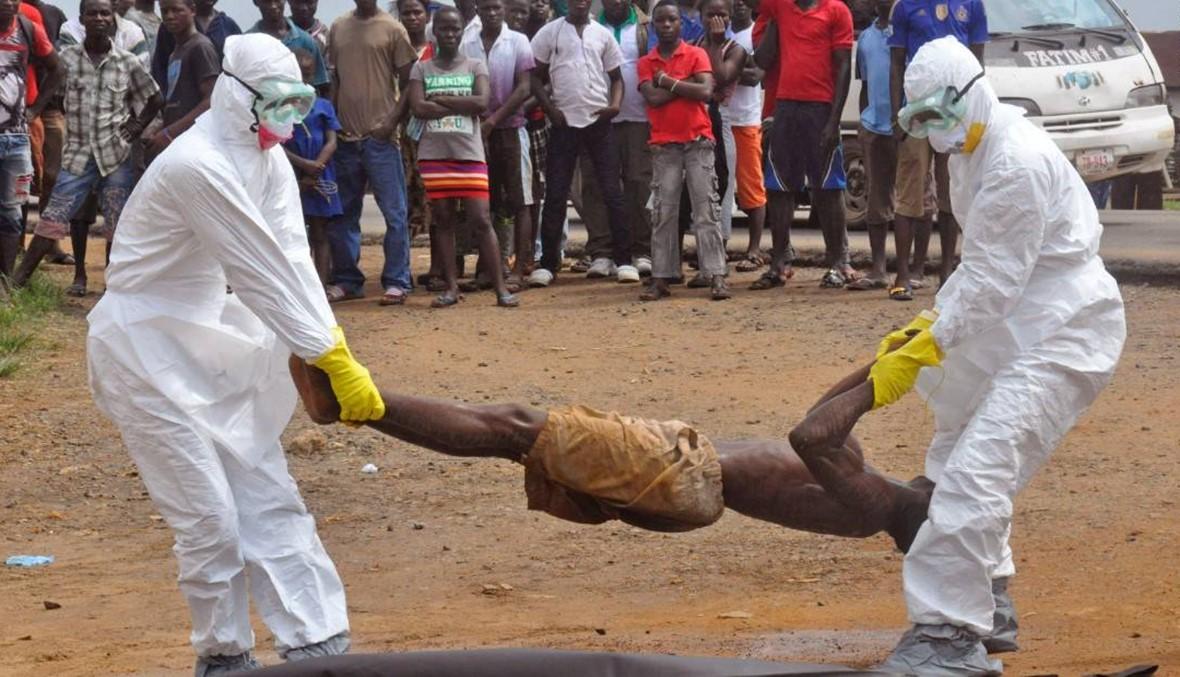 3 % من المصابين بايبولا مسؤولون عن 61 % من حالات العدوى!