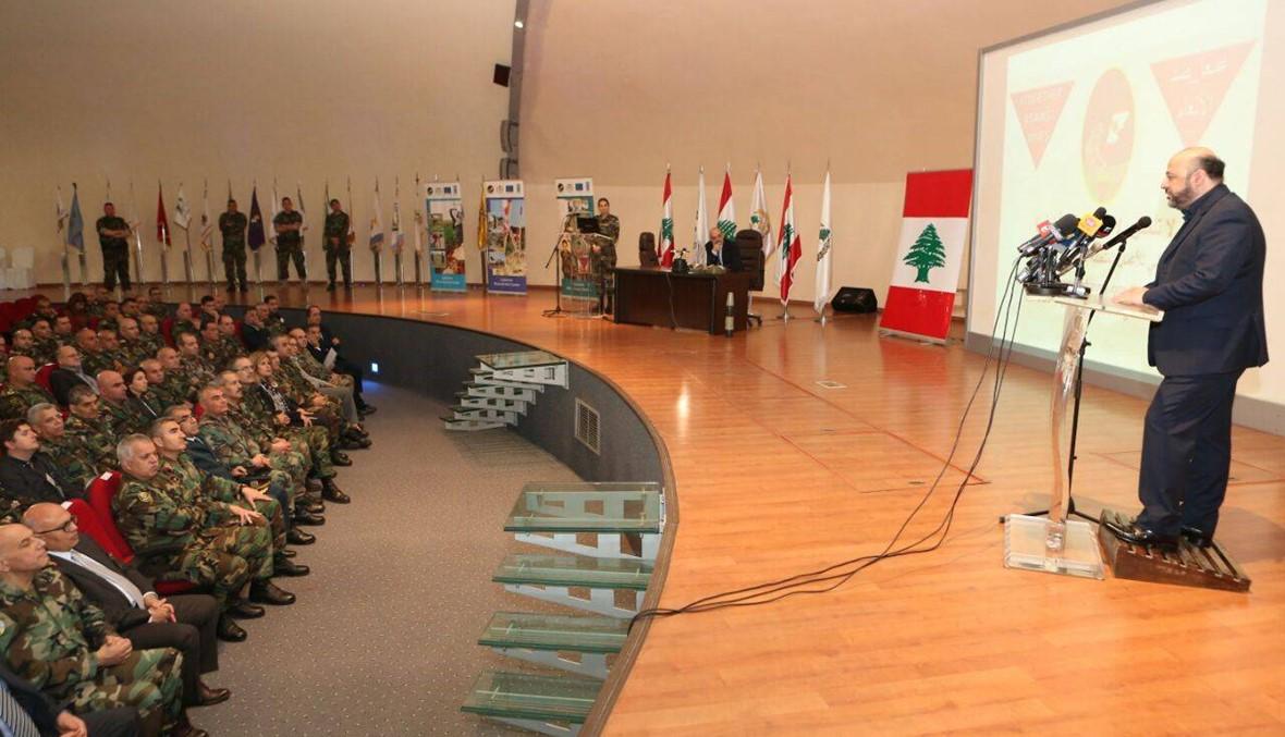 """إطلاق حملة التوعية على أخطار الألغام: """"نرفض غدر الحرب"""" (صور)"""