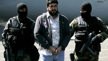 """السجن مدى الحياة لزعيم عصابة مخدرات مكسيكي... """"تورّط بمؤامرة دولية"""""""