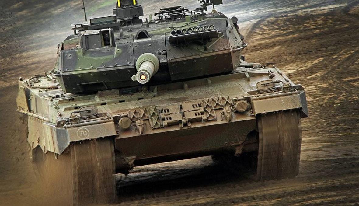 أسلحة حلف الناتو على الحدود الروسية