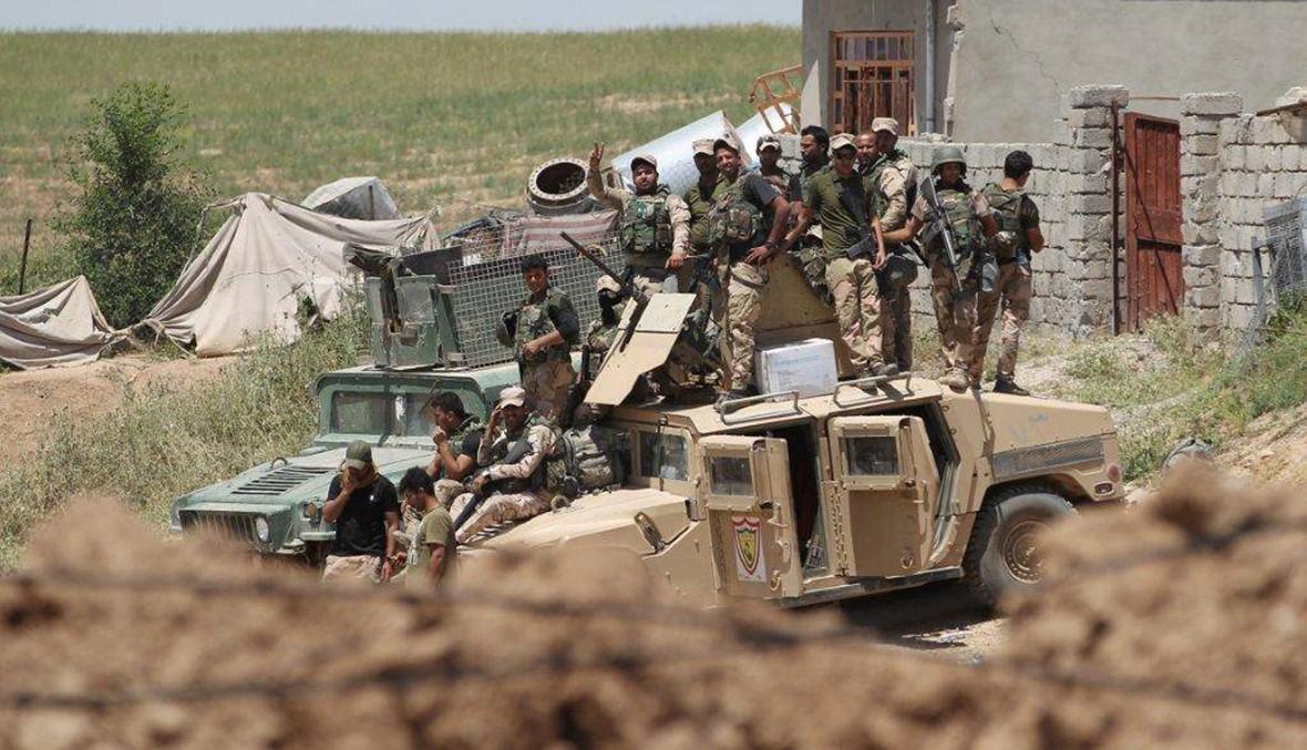 """غرب الموصل: القوات العراقية تستعيد احياء عدة من """"داعش"""""""