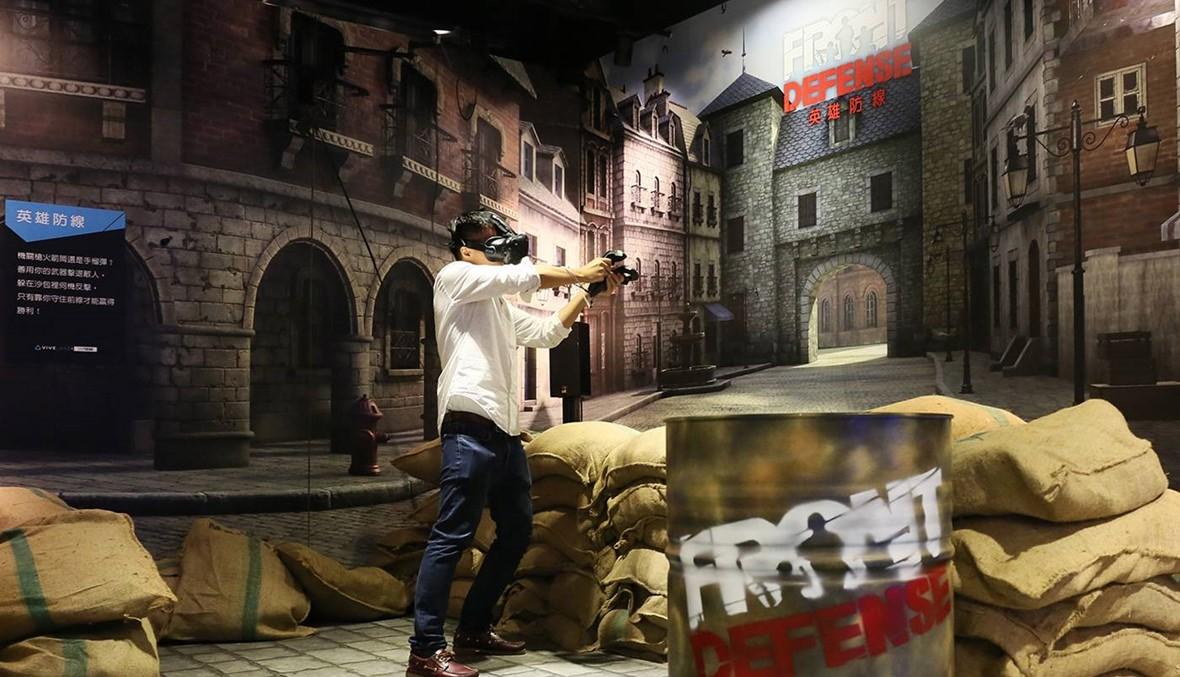 الواقع الافتراضي: نقلة كبرى في عالم الألعاب