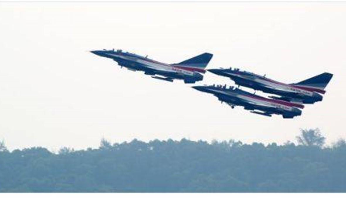 """حادث ثان فوق بحر الصين: بكين تكذّب رواية واشنطن... المقاتلة الصينية تصرّفت """"بمهنية"""""""