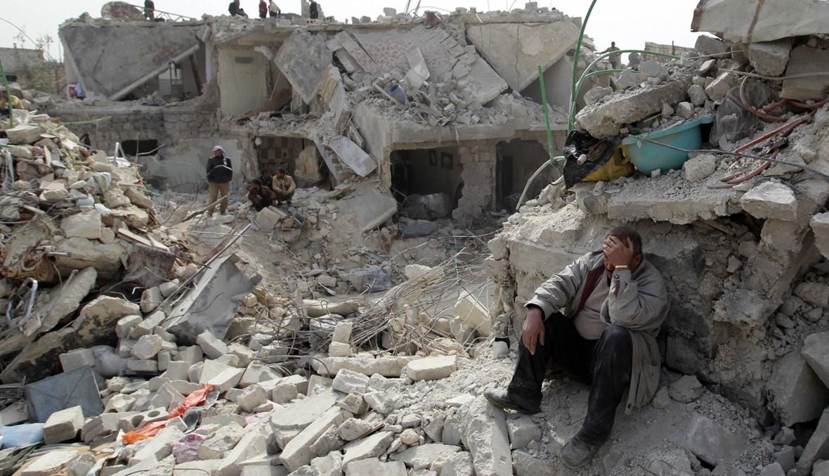 """المعارضة السورية: الحل السياسي السوري في """"مأزق تام"""""""