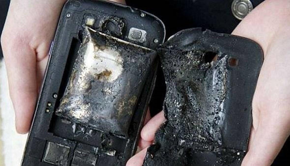 أسباب انفجار الهواتف الذكية وكيفية تجنبها!