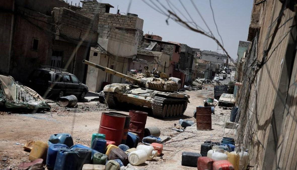 القوات العراقية تبدأ باقتحام المدينة القديمة في الموصل