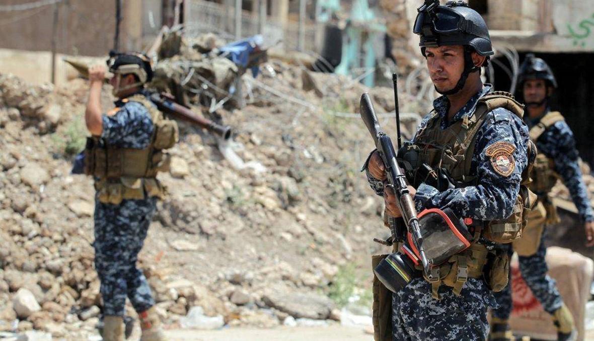 """القوات العراقية تتقدم في الموصل القديمة... """"المعركة وجها لوجه"""""""