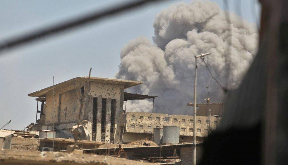 """الموصل: معارك ضارية في المدينة القديمة... """"معوقات كثيرة تبطىء تقدم القوات العراقية"""""""