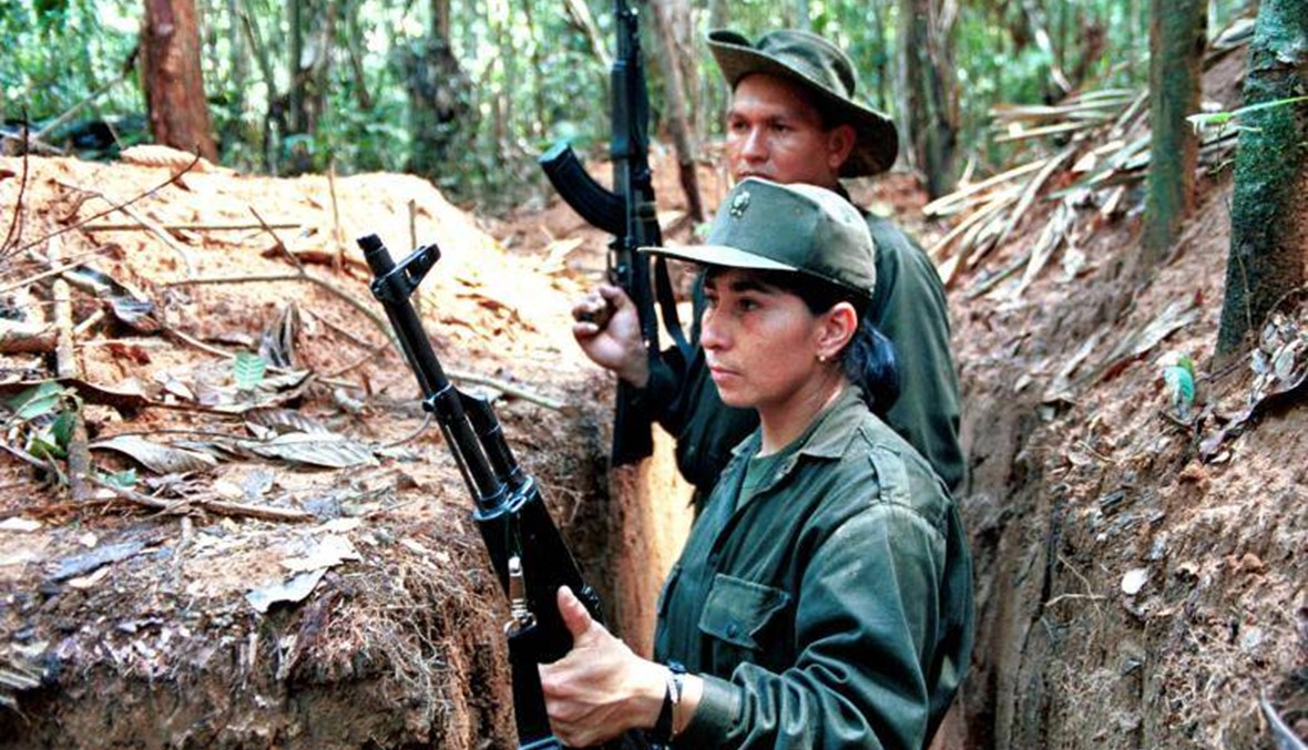 """في خطوة تاريخية... """"فارك"""" الكولومبية تنجز نزع سلاحها"""
