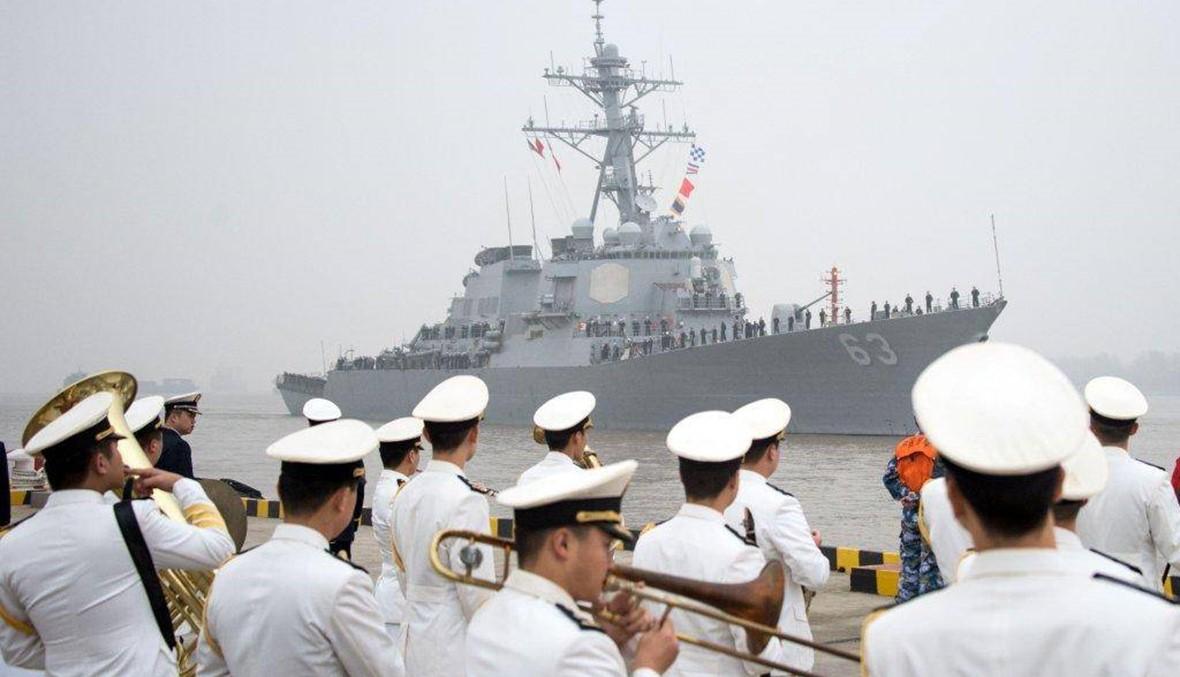 بارجة اميركيّة تعبر قرب جزيرة تحتلّها بكين في بحر الصين الجنوبيّ
