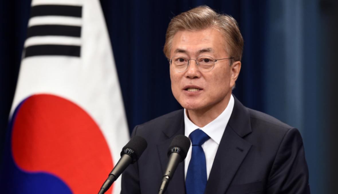 رئيس كوريا الجنوبية: أمام بيونغ يانغ فرصة للحوار