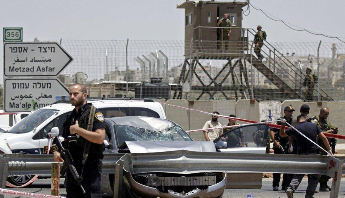 """محاولة دهس وطعن... الجيش الإسرائيليّ يقتل فلسطينيًّا شكّل """"تهديدًا مباشرًا"""""""