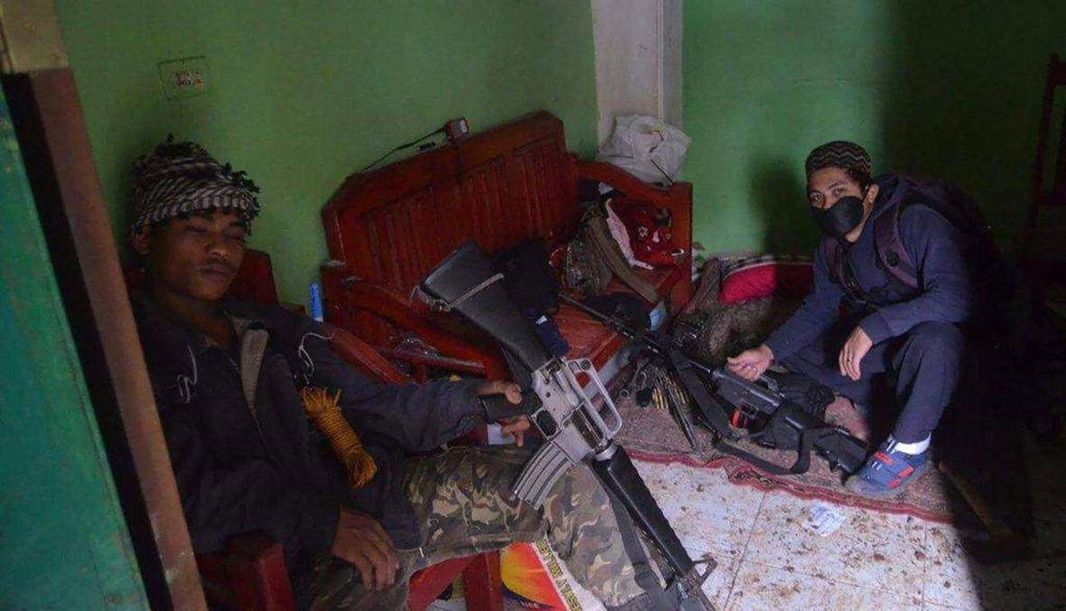 """اخبار """"مقلقة"""" من مراوي... """"داعش"""" يجبر الأولاد والرّهائن على القتال"""