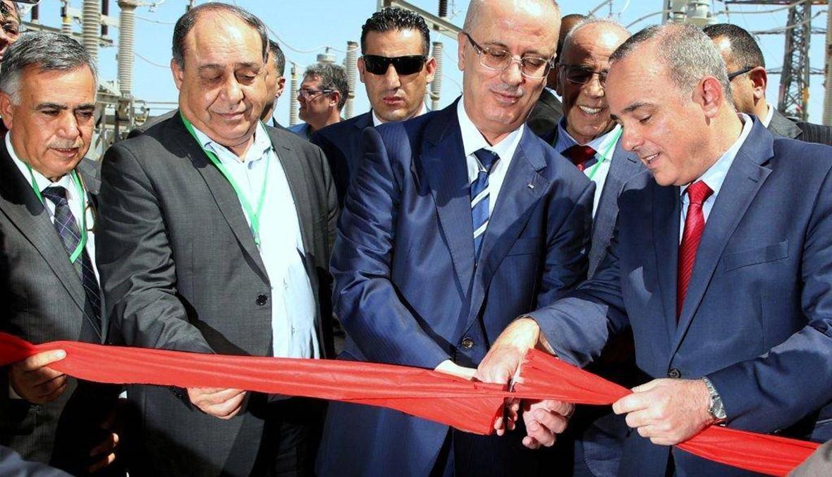 وزير الطّاقة الإسرائيليّ في الضّفة... توقيع إتفاقيّة كهرباء مع السّلطة الفلسطينيّة