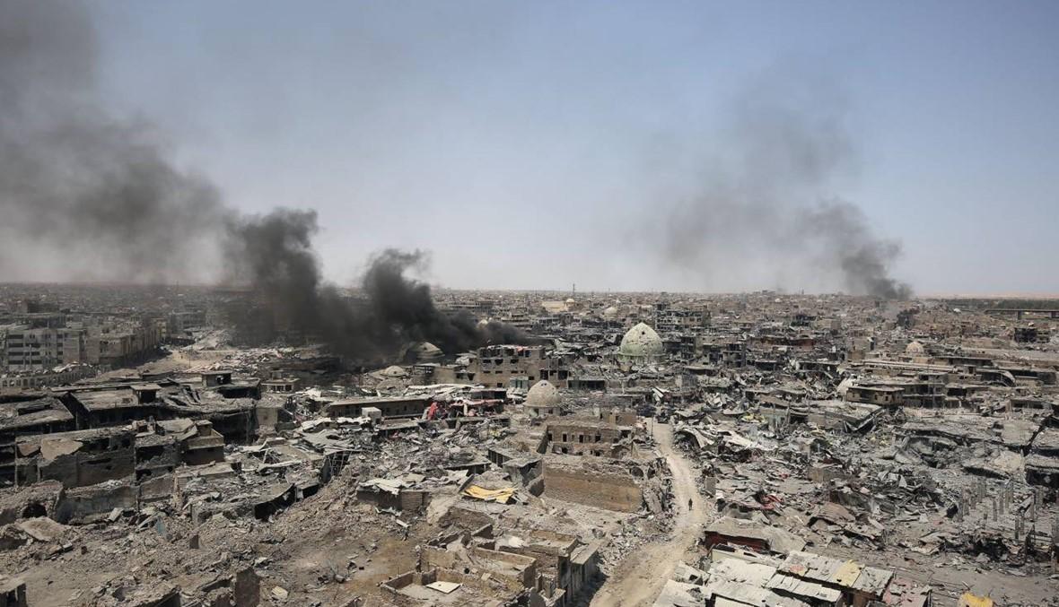 منظمة العفو: العراق وحلفاؤه انتهكوا القانون الدولي في الموصل