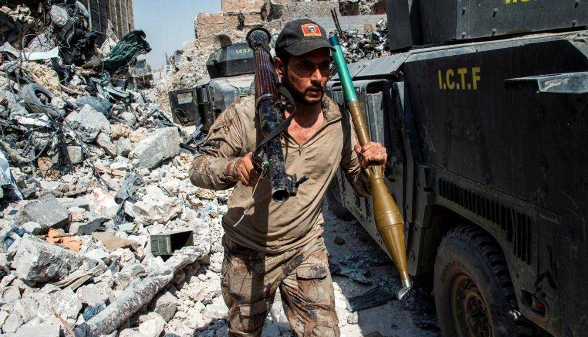 كباب مشويّ بين الأنقاض... خراب في الموصل القديمة كأنّها نهاية العالم
