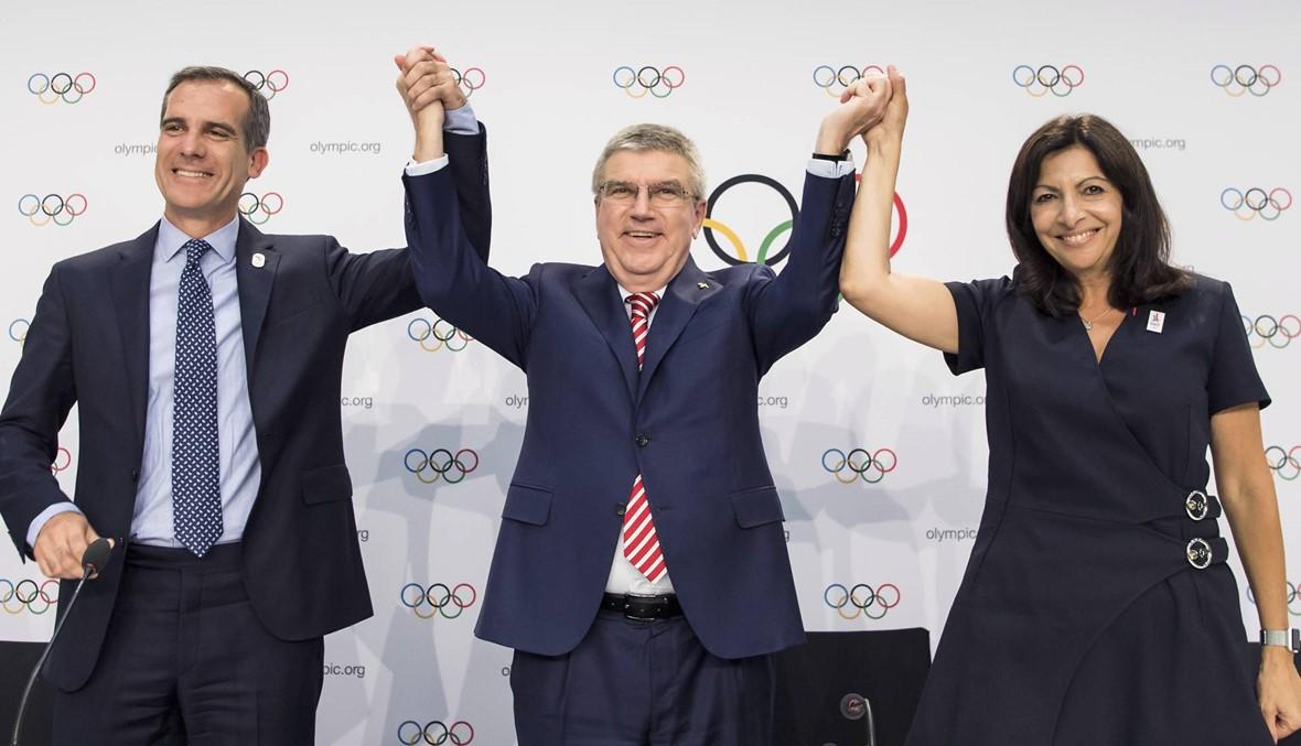 التصويت المزدوج يضمن لباريس ولوس انجليس أولمبياد 2024 أو 2028