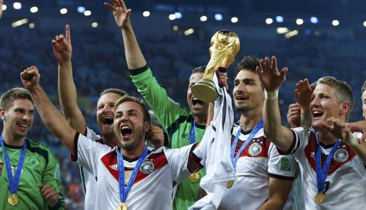 بالصور: في مثل هذا اليوم... ألمانيا بطلة العالم للمرة الرابعة