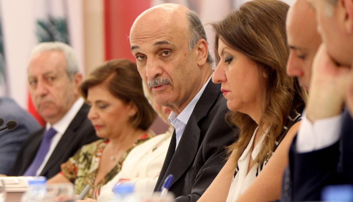 جعجع: ملف إعادة النازحين قرار سيادي لبناني وإذا رفضت الامم المتحدة سنرسلهم اليها في أول باخرة