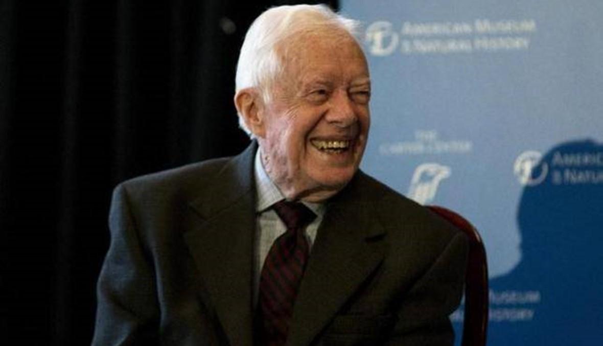 نقل الرئيس الأميركي السابق جيمي كارتر إلى مستشفى في كندا