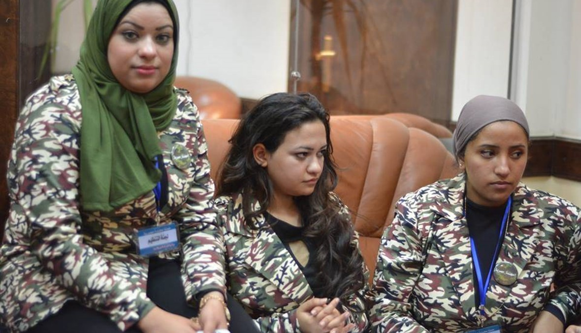 تجنيد الفتيات في مصر... حلم مع وقف التنفيذ