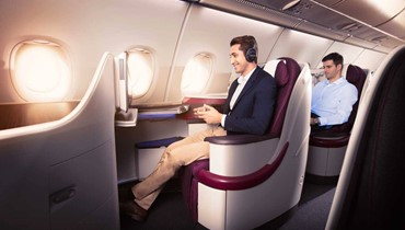 """الخطوط الجوية القطرية تحتفل بجائزة """"أفضل درجة رجال أعمال في العالم"""": عروض خاصة للسفر"""