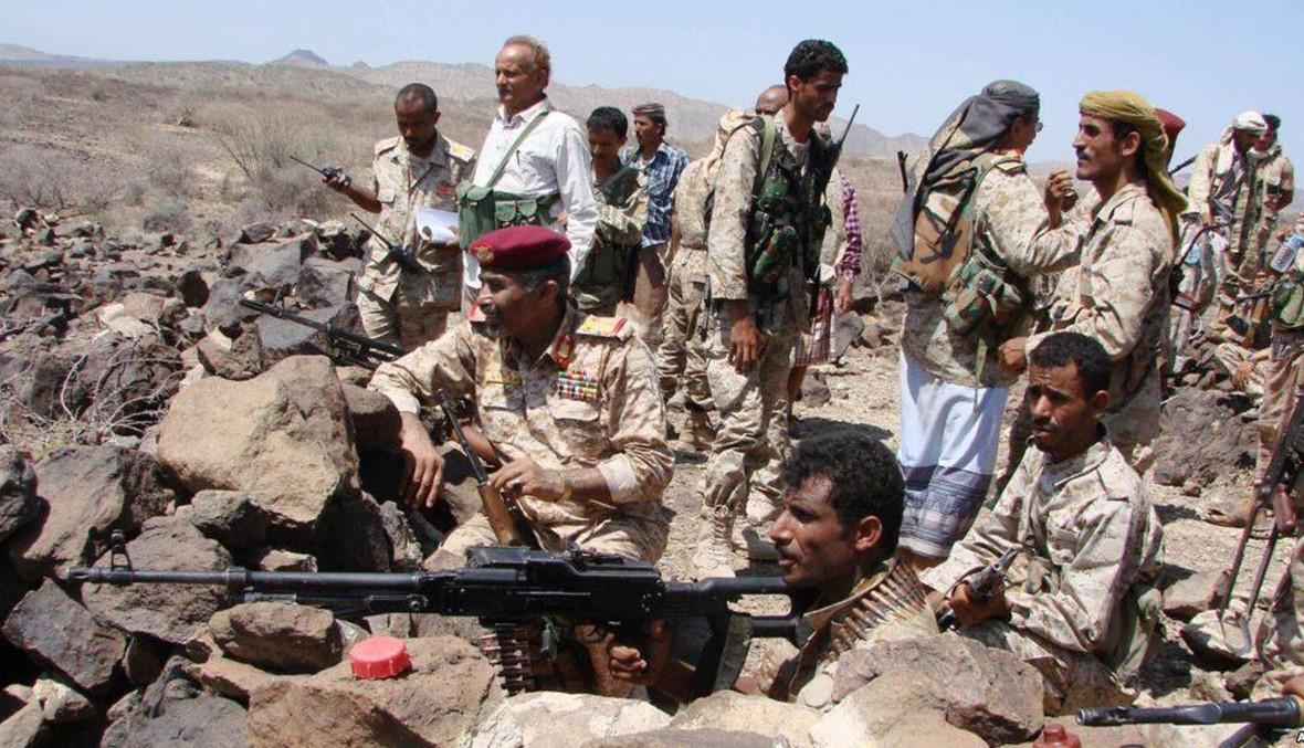 """شبوة تحت سيطرة قوّات النّخبة اليمنيّة... """"القاعدة"""" يتراجع الى أبين"""