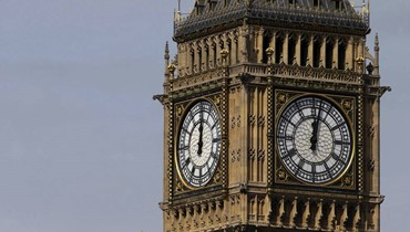 ساعة بيغ بن ستصمت لأربع سنوات