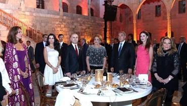 اللبنانية الأولى رعت عشاء خيرياً دعماً لقسم الأطفال في مستشفى الكرنتينا