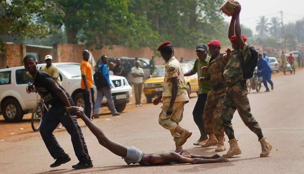 13 قتيلاً على الأقل بمعارك في أفريقيا الوسطى