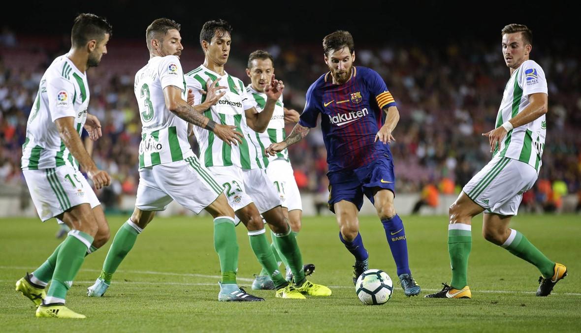 """بداية """"كئيبة"""" لبرشلونة وقوية لريال مدريد... وطرد راموس"""