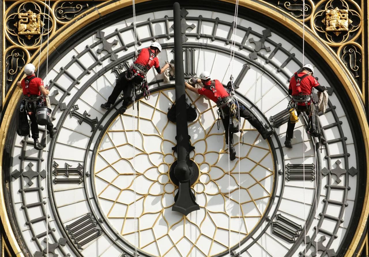ساعة بيغ بن لن تدق لأربع سنوات فماذا تعرفون النهار