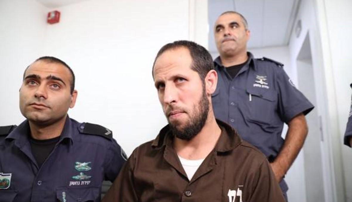 """إسرائيل تتّهم أمجد جبارين بـ""""التآمر""""... """"ساعد منفذي الهجوم في الأقصى"""""""