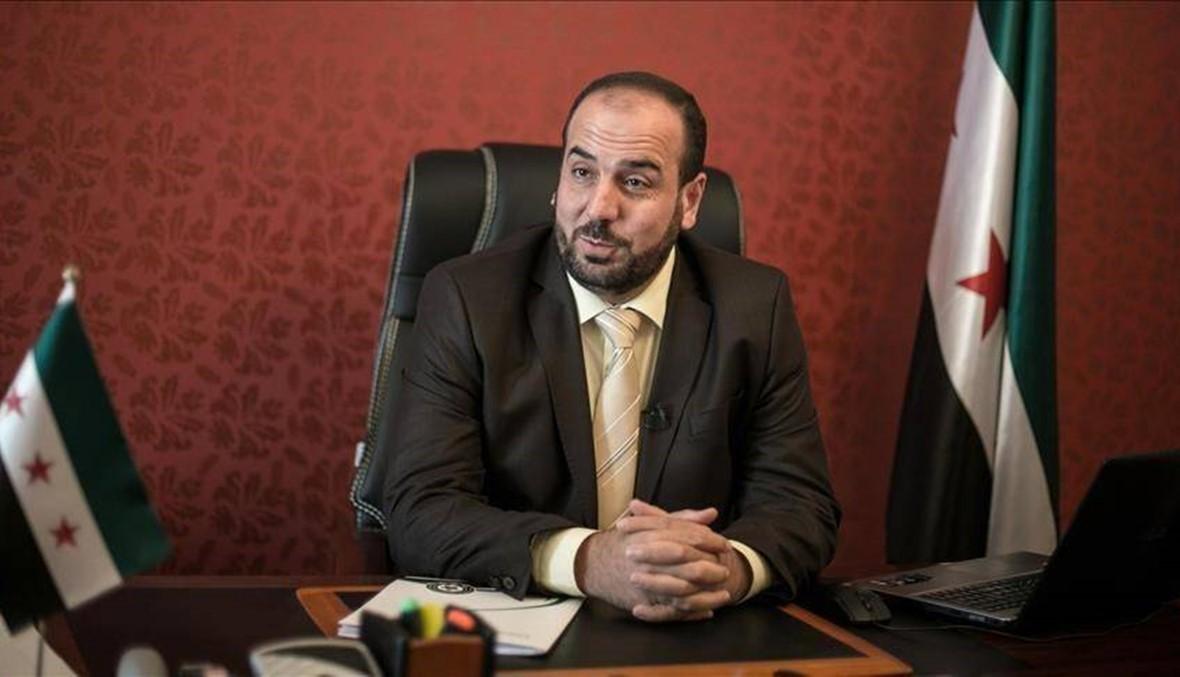 """المعارضة السوريّة تهاجم دي ميستورا... تصريحاته """"صادمة ومخيّبة للآمال"""""""