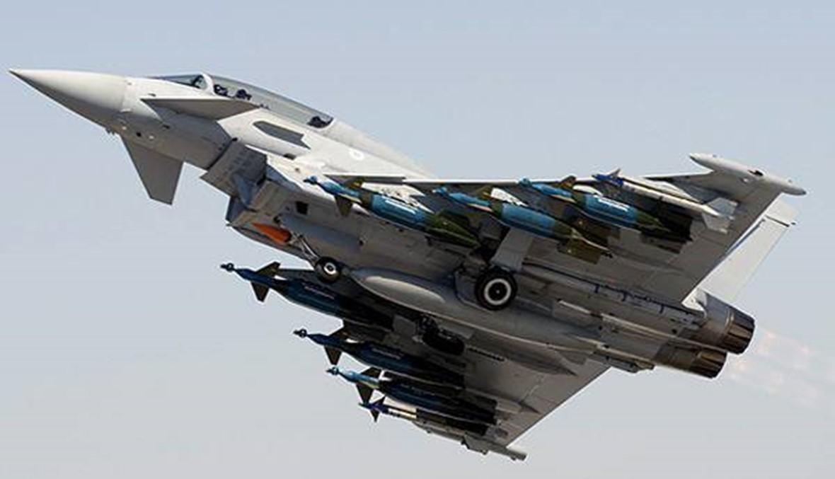 """قطر تبرم اتفاقا مع المملكة المتحدة لشراء 24 مقاتلة """"تايفون"""""""