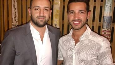 ماذا جمع باسل نبيه بري ومجيد طلال إرسلان؟ (صور)