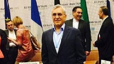 مفاوض نوويّ متّهم بالتّجسّس... القضاء الإيرانيّ يحكم بسجن دوري أصفهاني