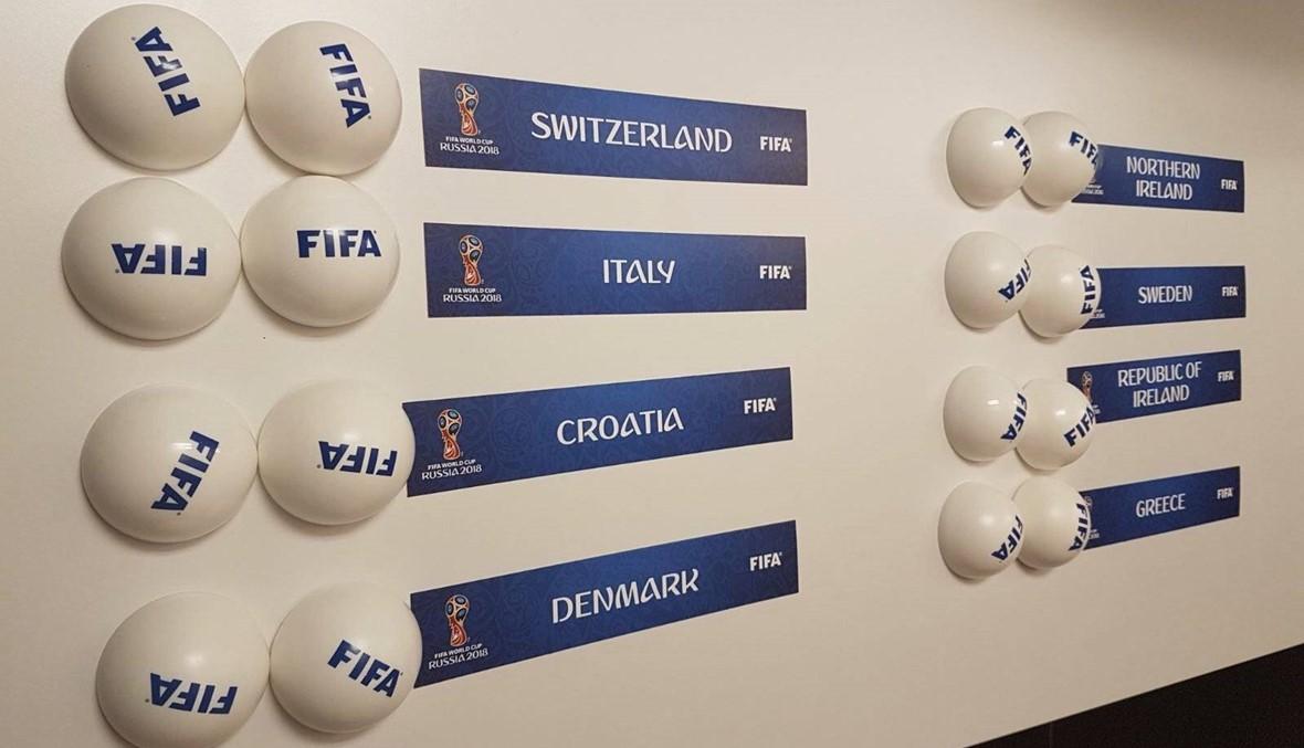 تصفيات المونديال: المنتخب الإيطالي في خطر!